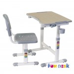 FunDesk Piccolino II Grey