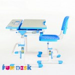 FunDesk Lavoro Blue