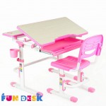 FunDesk Lavoro Pink