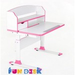 FunDesk Sentire Pink